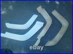 Renault 5 Gt Turbo Fender Flares Arches Extension Body Kit