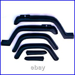 Replacement Fender Flare Kit for Jeep Wrangler YJ 1987-95 11602.01 Rugged Ridge