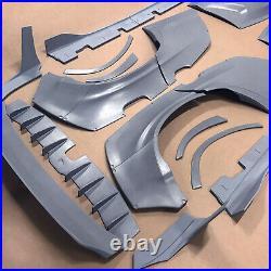 Restyling widebody fender flares LION'S KIT V1 for Dodge Charger VII LD S2 15