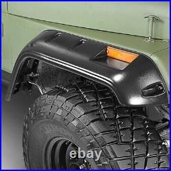 Rugged Ridge 11632.20 4.75'' All Terrain Fender Flare Kit for 87-95 Jeep YJ