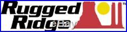 Rugged Ridge 11640.09 Hurricane Fender Flare Kit Fits 07-18 Wrangler (JK)