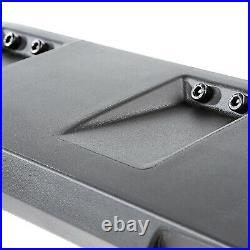 Rugged Ridge 11640.30 Hurricane Fender Flare Kit Fits 97-06 TJ Wrangler