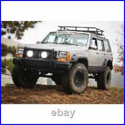 Rugged Ridge All Terrain Fender Flare Kit For Jeep Cherokee Xj 84-01 X 11634.10