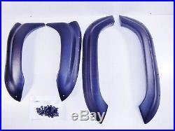 -SSV-5UG06-00 Rhino 450 660 700 Fi OverFenders Over Fender Flares Mud Guard Kit