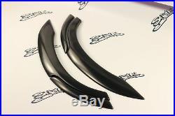 Subaru Forester Fender Flares Set JDM Fender Trims Forester SG Wheel Arch Kit