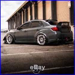 Subaru Impreza Fender flares JDM wide body kit wheel arch 50mm 2.0 4pcs