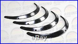 Subaru Legacy BD/BG/BK Fender Flares widebody kit wheel arch 2 inch ABS plastic