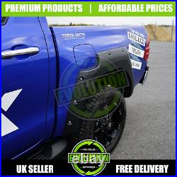 TOYOTA HILUX 2016-2019 Fender Flare Wheel Arch Kit Extended