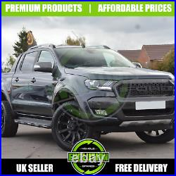 TO FIT Ford Ranger 2016+ Slim Wheel Arch Kit Narrow Fender Flares T7 T8 Arches