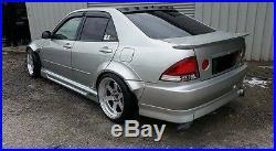 Tarmac Sportz Lexus IS200/IS300 / Toyota Altezza Wide Arch Fender Flare Body Kit