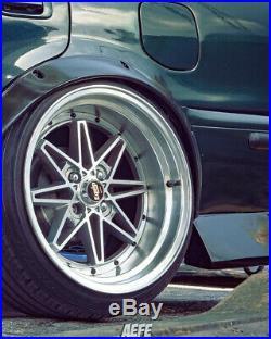 Toyota Corolla JDM fender flares wide body kit wheel arch E110 AE112 2.0 4pcs