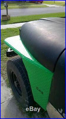 Tube Fender Kit YJ Jeep Wrangler D. I. Y. 3 Flare CJ5 CJ6 CJ7 CJ8 Scrambler