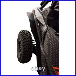 Tusk Fender Flare Kit Flares CAN AM MAVERICK X3 900 1000 max mud flaps guards