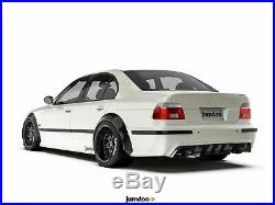 UNIVERSAL WIDE WHEEL ARCHES Fender flares CONCAVE wide body kit 4PC 70MM + 90MM