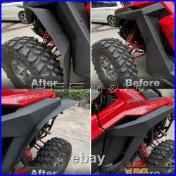 UTV Fender Flares Mud Flaps For Polaris RZR S 900 1000 2015-2017 Extension Kits