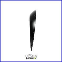 Universal JDM Kotflügelverbreiterung Fender Flares radläufe 90mm 4 Stück