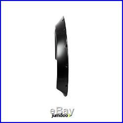 Universal JDM Kotflügelverbreiterung Fender Flares radläufe CONCAVE 70mm 2 Stück