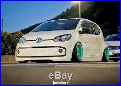 VW Up Fender flares JDM wide body kit wheel arch Volkswagen ABS 2.0 50mm 4pcs