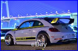 Volkswagen New Beetle Fender Flares JDM wide body kit wheel arch 2.75 + 3.5