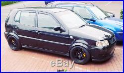 Volkswagen VW Polo Mk3 Fender flares JDM wide body kit wheel arch 2.0 50mm 4pcs