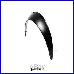 Volvo S60 Fender flares wide body kit Arch Extensions 90mm 3.5 4pcs