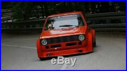 Vw Volkswagen Golf Mk1 Gti Rabbit Berg Cup Kit Wide Body Fender Flares Arches
