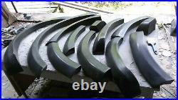 Vw touareg fender flares 2003-2006 wheel arches for body kit je design