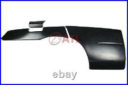 WRC Wide body kit for Subaru Impreza 00-02 WRX STI Fender flares extensions