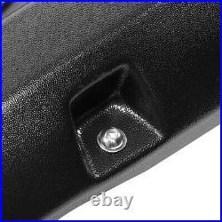 Wheel Fender Flares 2 Front + 2 Rear Kit for DODGE RAM 1500 2009-2014 ABS