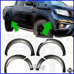 Wheel arch set widein Grey for Nissan Navara NP300 D23 fender flare wing B GRADE