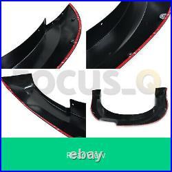 Wide Arch Kit Fender Flares/Wheel Arch for Ford Ranger T6 Raptor 2012-2015 UK