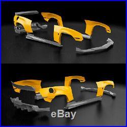 Widebody fender flares set LION'S KIT V. 1 for Camaro V RS SS ZL1 Z/28 09-16