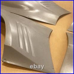 Widebody rear fender flares LION'S KIT V. 1 for Camaro V RS SS ZL1 Z/28 09-16