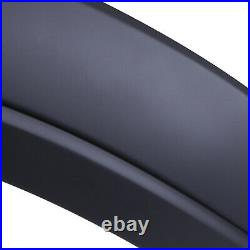 Wildtrak Style Front Rear Wheel Wide Arch Fender Flare Kit For Ford Ranger T8