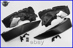 Wrangler Jl 2018+ Fender Flares And Interior Frame Extension Kit Front And Rear