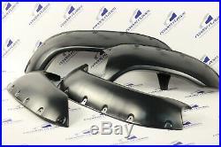 Yamaha Rhino Fender Flares Kit 450/660/700 2004-2013 UTV Set of 4PCS ABS plastic